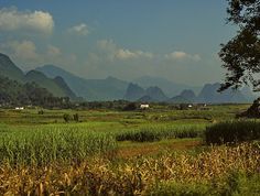 Approaching Guilin by Yvon from Ottawa, via Flickr