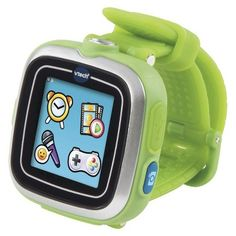 "Tick ""Tech"" Tock –  @Vtechtoys Kidzoom® Smartwatch Review & #Giveaway"