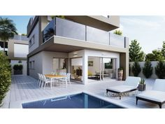 Villas independientes en Torre de la Horada Alicante Costa Blanca      3WC