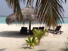 Room & beach