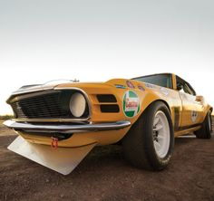specialcar:  FORD MUSTANG BOSS 302 TRANS AM