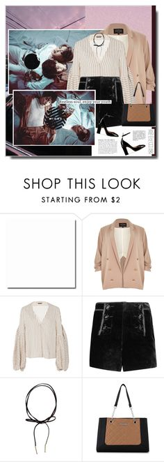 """Youth"" by itshandra ❤ liked on Polyvore featuring Hellessy, Emilio Pucci, Nine West, Valentino and Anja"