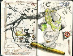 Nikira: Music on my plate | Sketches & Jottings