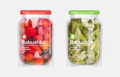Babushka (pickles) I Design (concept) : Wunderbar!, Moscou, Russie (mai 2017)