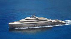 Ottantacinque superyacht by Pininfarina (17)