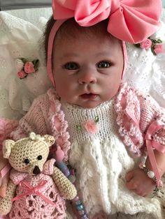 Reborn Nursery, Reborn Baby Dolls, Modern, Collection, Crochet Baby Dresses, Trendy Tree, Reborn Dolls