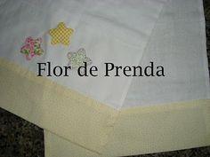 Flor de Prenda: PAP da Fraldinha em Patch.