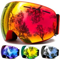 0049b728ae42 9 Best snowboard goggles images