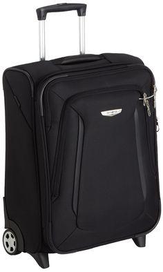 Samsonite Hand Luggage, 52 Liters, Black: Amazon.co.uk: Luggage