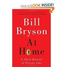 Love Bill Bryson.