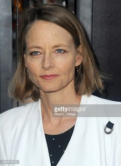 News Photo : Actress Jodie Foster arrives the Screening Of...