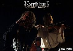 Korpiklaani Live Camden Gig plus getting drunk on the way 4/2/13