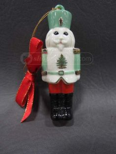 shopgoodwill.com: Spode Handcrafted Christmas Tree Ornament