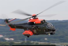 Aerospatiale Hkp10 Super Puma (AS-332M1) aircraft picture