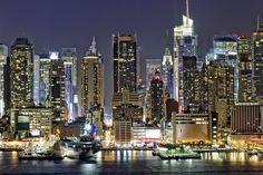 New York City by mudpig, via Flickr