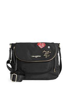 KARL LAGERFELD PARIS . #karllagerfeldparis #bags #shoulder bags #crossbody #