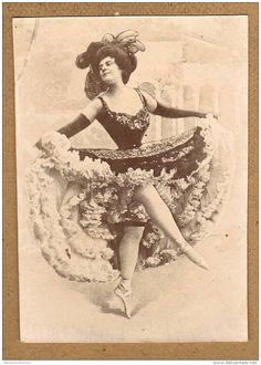 french cancan 1900 - Google Search