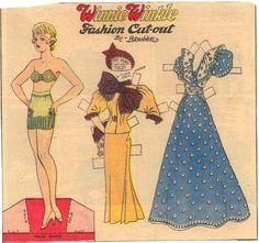 Winnie Winkle 5-19-35