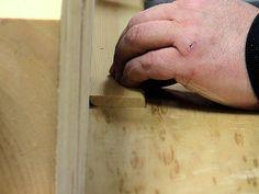Making wooden plantation shutters the easy way Wooden Shutter Blinds, Wooden Window Shutters, Diy Shutters, Wooden Windows, Shutter Hardware, Diy Home Improvement, Diys, Pergola, Woodworking