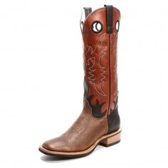 New Olathe Pit Bull Square Toe Cowboy Boots. These are on FIRE!