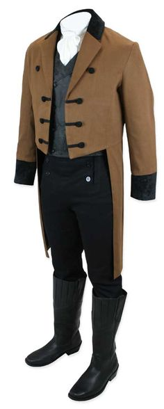Regency Tailcoat