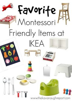 Montessori at IKEA. My favorite Montessori friendly products at IKEA. You are in the right place about Montessori playroom Here we offer you the most beautiful pictures about the Montessori yatak you Ikea Montessori, Montessori Toddler Rooms, Montessori Bedroom, Montessori Homeschool, Montessori Materials, Montessori Activities, Infant Activities, Homeschooling, Ikea Toddler Room