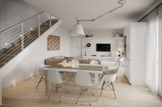 Apartment in Florence - CGI - 04 on Behance