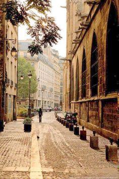 Rue Pavée - Paris 4è