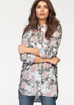 Blúzka Floral Tops, Trends, Tunic Tops, My Style, Spring, Blouse, Women, Shop, Fashion