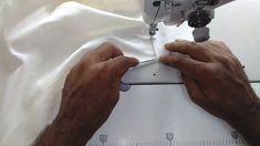 shirt collar sewing tutorial from manufacture to installation Part 2 Sewing Men, Sewing Tips, Sewing Hacks, Sewing Tutorials, Burda Patterns, Sewing Patterns, Mens Shirt Pattern, Sewing Collars, Stitch Shirt