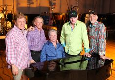 Beach Boys (50th Anniversary Tour 2012) : Red Rocks – Most surprising show I've ever seen. The best venue for a show; played 51 songs; 3+ hours; sounded great; loads of fun!