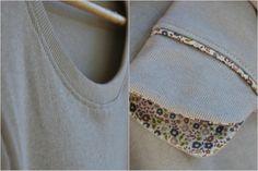 Tee-shirt Plantain; jolies finitions des manches