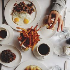 Brunch at North End Grill in New York / photo by Patrick Janelle
