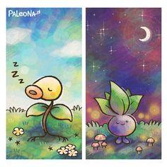 Day + Night by Paleona