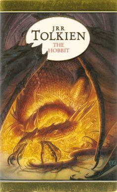 El Hobbit, con ilustración de tapa de John Howe.