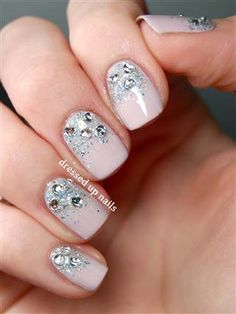 Nail art on your wedding day? Lots of brides are saying I do!