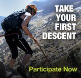 FIRST DESCENTS offers young adult cancer fighters and survivors  a free outdoor adventure experience designed to empower them to climb, paddle and surf beyond their diagnosis, defy their cancer, reclaim their lives and connect with others doing the same.