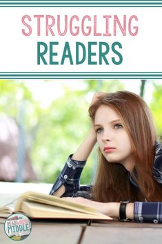 Struggling Readers - Read Write Middle Reading Passages, Reading Strategies, Reading Comprehension, Middle School Reading, Student Reading, Inclusion Teacher, Ela Classroom, Context Clues, Struggling Readers