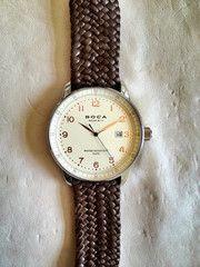 Grand Traveler Beige Beige - Brown Wristband