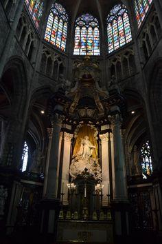 Iglesia San Nicolas - Gante - Béligica