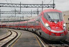 Alta velocità: debutta il 14 giugno il nuovo Frecciarossa 1000 di Trenitalia , Milano-Roma in meno di tre ore - Il Sole 24 ORE