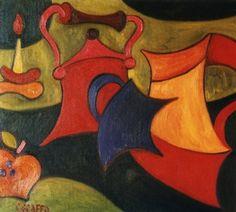 Obra De Arte >> Maria Cecilia Scaffo Dutra >> Objetos Danzantes II