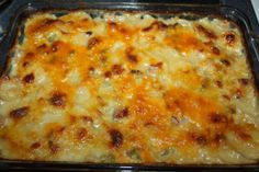 Scalloped Potatoes (And Ham) Recipe – Amazing Flavor With or Without The Ham