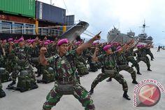 Relokasi Pasukan TNI