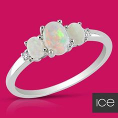 Opal ring, GORGEOUS!