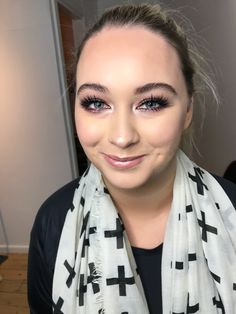 Jodie | gorgeous bridal makeup | love | wedding
