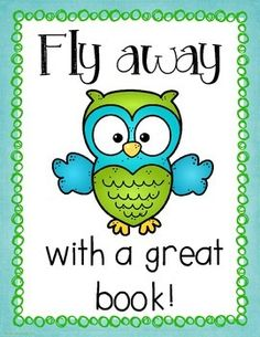 Owl Themed Motivational Posters Set 2 by Kelly Benefield Owl Classroom Decor, Classroom Rules, Classroom Themes, Classroom Teacher, Kindergarten Classroom, Owl Quotes, Owl Sayings, Cute Quotes For Kids, Owl Clip Art