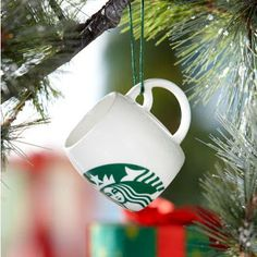 2011 Starbucks Ornament