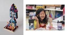 어린이들의 상상 미술 공간 에밀리앤폴 아틀리에 아동전문 미술학원 / Emily&Paul Art Atelier for...