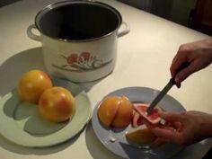 http://www.atvnetworks.com/ How to Make Red Grapefruit Marmalade
